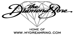 The Diamond Store Logo